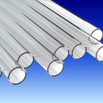 clear acrylic tubes