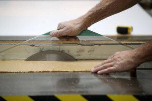 acrylics sheets cutting